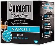 Bialetti Caffè d'Italia Napoli (Gusto Forte) - Box 16 Cap
