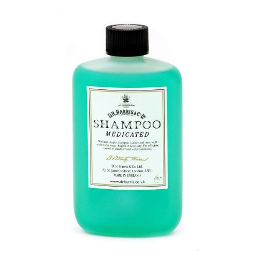 D.R. Harris Medicated Shampooing 100 ml
