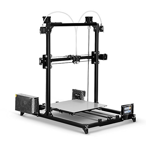 FLSUN 3D – Prusa i3 (C5) Plus (Touchscreen und Dual-Nozzle Version) - 2