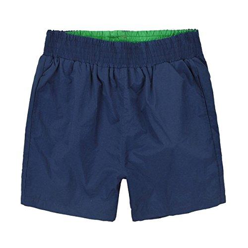 2 Pack Vêtements Hommes Quick Dry Plage Loisirs Couleur Unie Swim Trunk Tailles Et Couleurs Assorties H