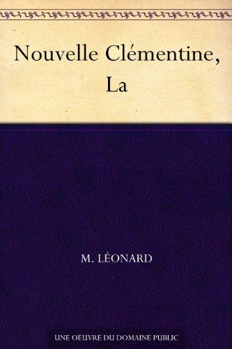 Couverture du livre Nouvelle Clémentine, La