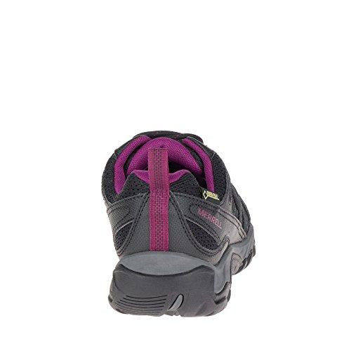 Merrell Outmost Vent GTX W Scarpe da escursione Nero/Rosa