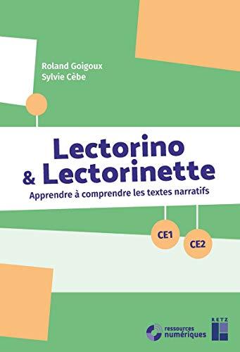 Lectorino Lectorinette CE1-CE2 (+ CD-Rom / Téléchargement)