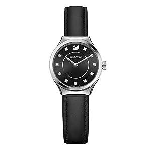 Swarovski Reloj Dreamy, negro de Swarovski
