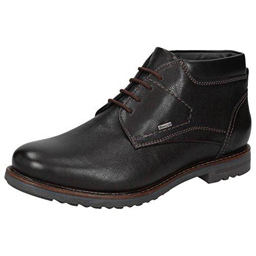 Sioux Herren Dilart-Tex-WF-XL Klassische Stiefel, Braun (Testa-
