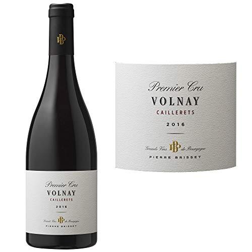 Volnay Premier Cru 'Caillerets' 2016 - Pierre Brisset - Grand Vin de Bourgogne Roug