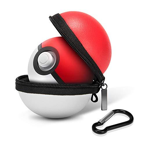 Tasche für Poke Ball Plus - NesBull Reise Tragetasche für Nintendo Switch Poke Ball Plus Controller
