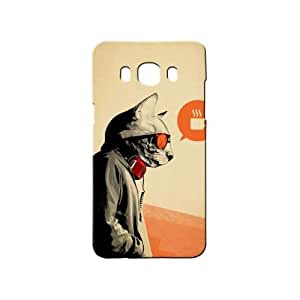 BLUEDIO Designer 3D Printed Back case cover for Samsung Galaxy J5 (2016) - G0343