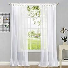 voilage pret poser. Black Bedroom Furniture Sets. Home Design Ideas