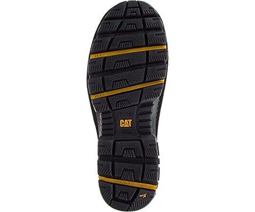 Pour Chat Premier 20,3cm TX imperméable orteil de sécurité composite S3travail de coffre Noir