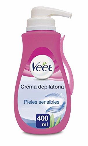 Veet Crema Depilatoria - con Dosificador