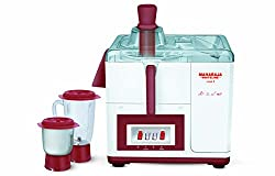Maharaja Whiteline Mark-II 450-Watt Juicer Mixer Grinder