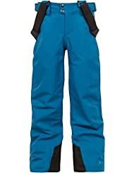 Protest Snow Pants – Protest Bork Junior Snow Pants – Bright Naranja, niño, color azul, tamaño 152