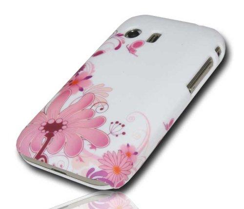Handy Tasche Hard Case Cover für Samsung Galaxy Y GT-S5360 / Hülle Schutzhülle Handytasche Design 05
