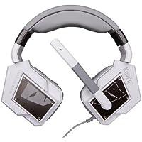 Headset Tesoro Kuven Virtual 7.1 Angel (Weiss) [Importación Alemana]