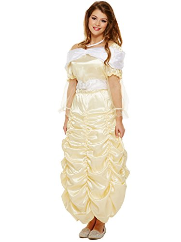 LADIES FAIRYTALE COSTUMES - BEAUTY PRINCESS