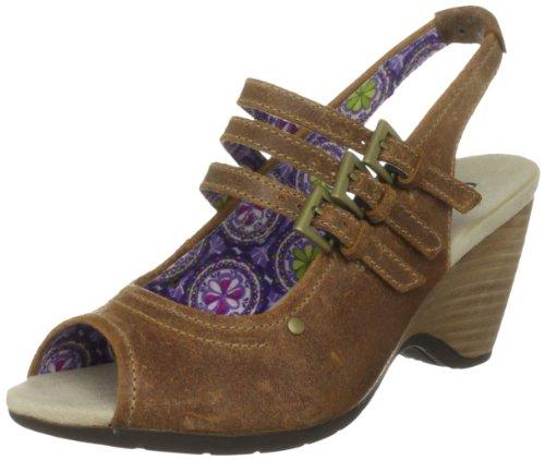 Cat Footwear JACE, Sandali donna beige (Beige (Wheat))