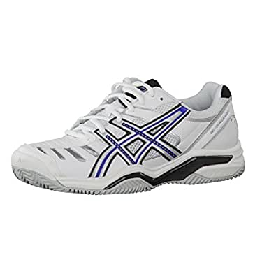 Asics Gel-Challenger 9 Clay Tennis Shoes White / B