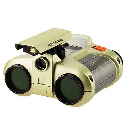 Webby Night Scope Binocular with Pop-Up Light