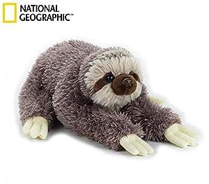 Lelly 770837 National Geographic Basic Collection Bradipo, alfonbrilla para ratón