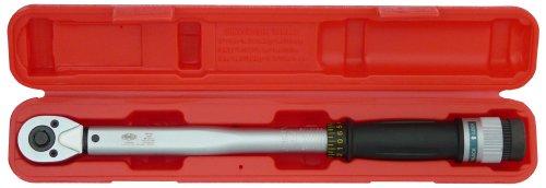 Famex Werkzeug 10899 Drehmomentschlüssel für Rechts- und Linksbetrieb, DIN-ISO 6789, 10mm (3/8-Zoll)-Antrieb, 19-110 Nm