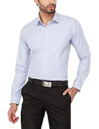 STOP to start Stop by Shoppers Stop Mens Slim Collar Printed Shirt