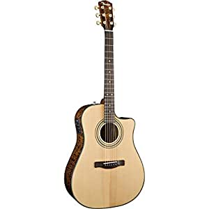 Fender CD-220 SCE 0961501021, 6-Strings Semi Acoustic Guitar, Right Handed, Natural, without Case
