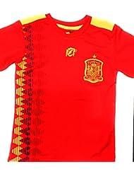 f54e28a2bd946 Amazon.es  camiseta seleccion española - Camisetas de equipación ...