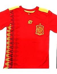 FEF Camiseta Oficial Real Federación Española Mundial Rusia ...