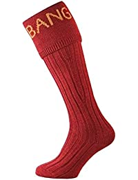 Bisley Bang Bang Shooting Socks - Long shooting and hunting stockings