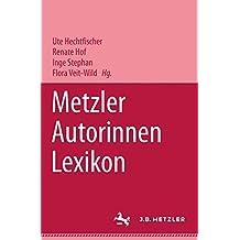 Metzler Autorinnen Lexikon
