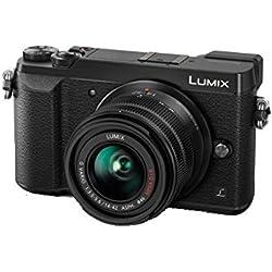 Lumix GX80 + 14-42/3,5-5,6 Noir (DMC-GX80NEG-K)