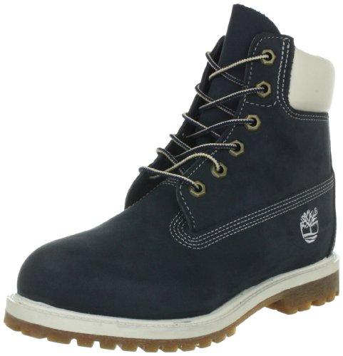 Wqth7w1enp 6in In Bleu Femme Boots Blue Boot Premium Timberland Iqn0Hw