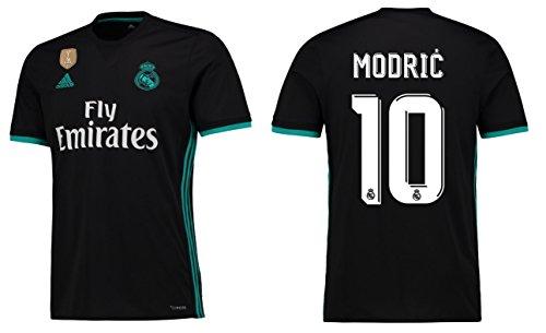 Trikot Herren Real Madrid 2017-2018 Away WC - Modric 10 (XL) (Real Madrid Wc)