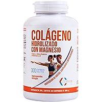 Colágeno hidrolizado con calcio para huesos y articulaciones – Colágeno con vitamina C y vitamina D