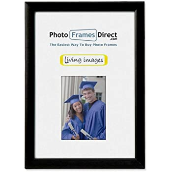 Box of 12 Black A4 Certificate Photo Frames by Living Images: Amazon ...