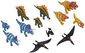 WILDREPUBLIC- Wild Republic, Tubo Figuras variadas en plastico 35cm (21670), 1