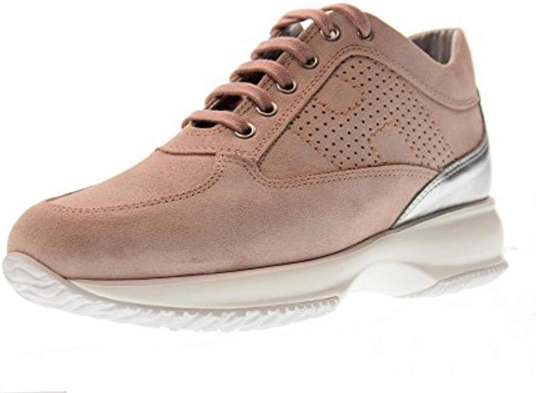 Hogan Scarpe Donna scarpe da ginnastica Basse HXW00N00E30IDZ0PCG Interactive | Speciale Offerta  | Sig/Sig Ra Scarpa