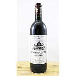 Wine Vintage 1988 Château Olivier - OccasionVin
