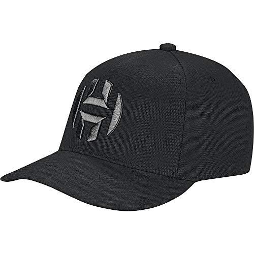 adidas Harden Cap Hat, Black/Grey six, OSFW