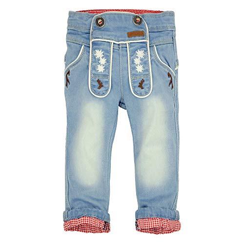 BONDI Trachtenjeans, Blue Denim 80 Tracht Baby Jungs Artikel-Nr.91135