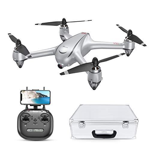 Drone GPS Con Motore Brushless Potensic Drone D80 WIFI Con Telecamera 2K Full HD Dual GPS Funzione...