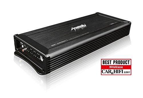 SPECTRON SP-N1507 Monoblock Verstärker 1 x 250 Watt (400 Watt 4 Kanal Amp)