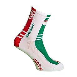 Pro-Line Calze Calzini Ciclismo PROLINE Tricolore