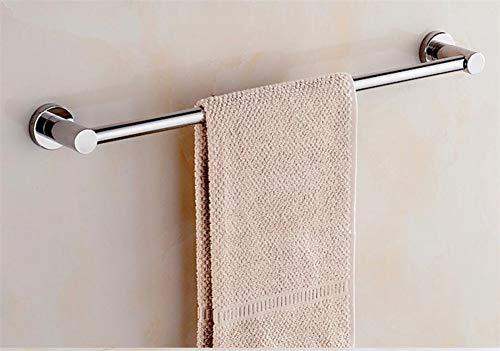 PP&DD Ohne Bohren Handtuchhalter Handtuchstange,Edelstahl Bad Handtuchhalter Handtuchhalter Stange Für Küche Badezimmer-a 30cm(12inch)