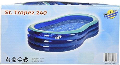 Schwimmbecken aufblasbar – Simex Sport – 46256 - 4