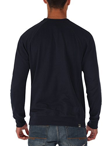 Bench Herren Sweatshirt Absurdist Total Eclipse