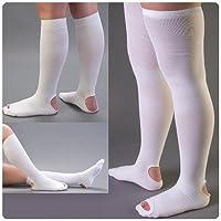 HeelSafe DVT Hose - Knee Highs, XXLarge, 17.5-19.5 (44-50cm), Ankle Circ 9.5-13 (24-33cm), Calf Circ 14-18 (36... preisvergleich bei billige-tabletten.eu