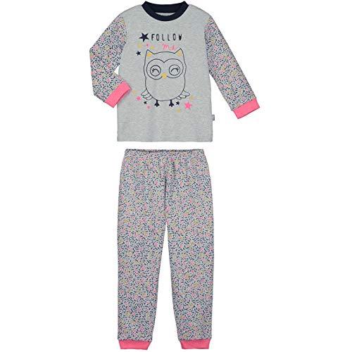 882f0951c44b4 Pyjama fille manches longues Follow me - Taille - 10 ans (140 cm)