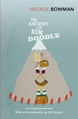 The Ascent Of Rum Doodle (Vintage Classics) Ascent
